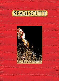 Seabiscuit DVD, 2003, 2 Disc Set, Limited Edition Gift Set