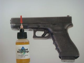 THE SUPERIOR 100% synthetic oil for Airsoft pistols, gas or electric