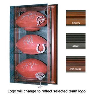 BSS   Atlanta Falcons NFL Case Up 3 Football Display Case