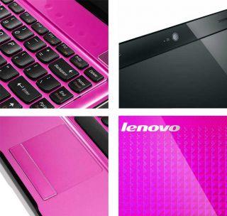 Lenovo Z370 13.3 inch Laptop   Pink (Intel Core i3 2330M 2.1GHz, RAM