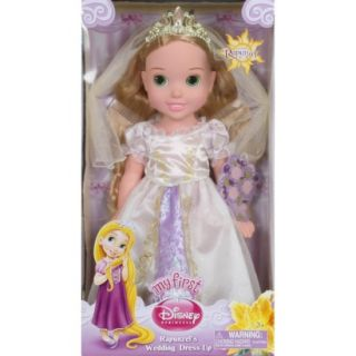 Disney Princess Wedding Rapunzel Toddler product details page