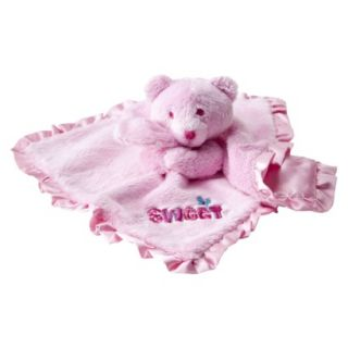Gerber Baby Girls Securit Blanket   Pink product details page