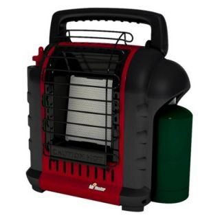 Mr. Heater Portable Buddy Heater product details page
