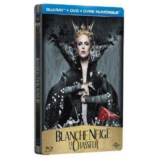 Blanche Neige et le chasseur   Combo Blu ray + DVD + Copie digitale