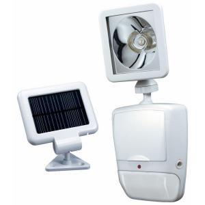 Solar Security Light from Heath Zenith     Model# SL