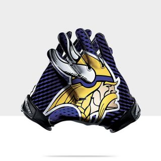 Nike Vapor Jet 2.0 (NFL Vikings) Mens Football Gloves