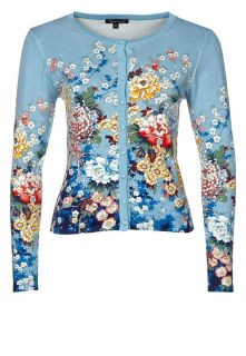King Louie AKINA   Strickjacke   night blue   Zalando.de