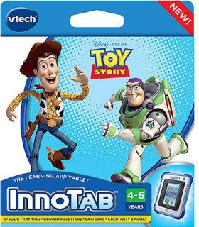 Vtech InnoTab Learning Game Cartridge   Disney Pixar Toy Story