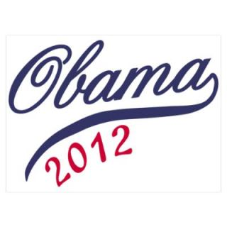 Wall Art  Posters  Obama 2012 Poster