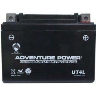 Adventure Power Maintenence Free Battery UT4L YT4L BS GT4L BS