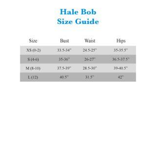 Hale Bob In Full Plume Silk Charmeuse Maxi Dress SKU #7954064