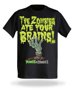 PvZ The Zombies Ate Your Brains