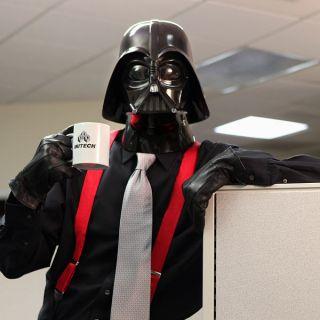 Star Wars Vaders Dark Side Roast Coffee