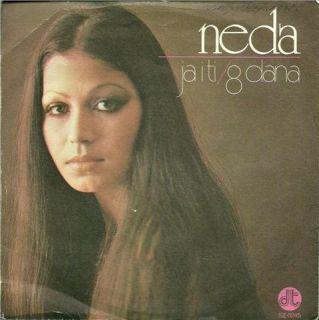 NEDA UKRADEN   JA I TI   VINYLSINGEL på Tradera. T W  Singel  Vinyl