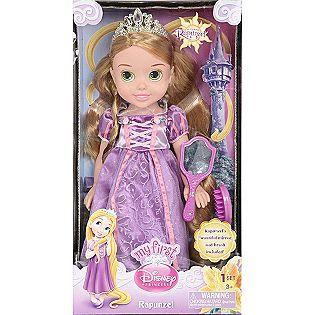 Disney Princess Rapunzel Toddler Doll   Toys & Games   Dolls