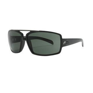 87df3be9b8e Electric Sunglasses Knoxville XL Gloss Black Poly Polar Polarized ...