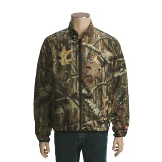 Browning AddHeat Camo Jacket   Soft Shell (For Men) in Mossy Oak Break
