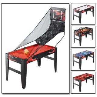 Hathaway Games Inferno 20 in 1 Multi Game Table
