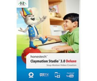 Buy Honestech Claymation Studio 3.0 Deluxe, stop motion animation