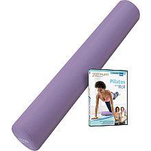 STOTT PILATES® Foam Roller Deluxe w/ Pilates on a Roll DVD