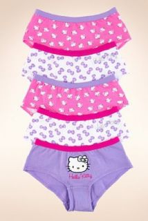 Pack   Cotton Rich Hello Kitty Assorted Shorts   Marks & Spencer