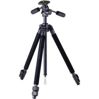 Buy the Velbon El Carmagne 530 Carbon Fiber Tripod with Pan Head