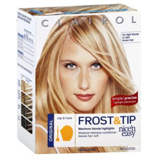 Clairol Nice N Easy Frost and Tip Hair Highlighting Kit  Meijer