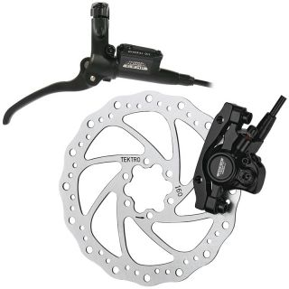 Tektro Auriga Comp Disc Brake 2012  Buy Online  ChainReactionCycles