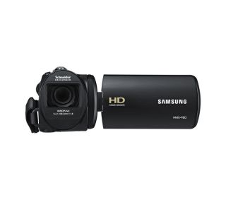 SAMSUNG HMX F80BP HD Camcorder   Black Deals  Pcworld