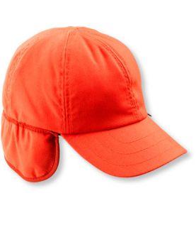 Gore Tex Insulated Hunters Cap, Hunter Orange Hats and Caps  Free