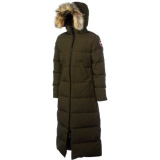 Canada Goose Mystique Down Parka   Womens  Backcountry