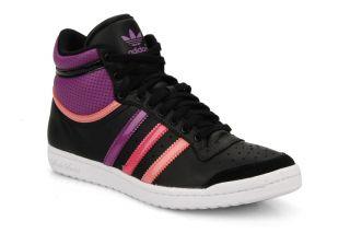 Top ten hi sleek w Adidas Originals (Noir)  livraison gratuite de vos