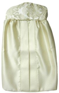 Baby Doll Bedding Sensation Diaper Stacker   Gold