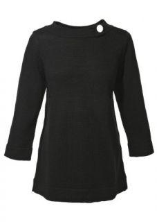 Pullover 3/4 Arm designt von Maite Kelly schwarz   bpc bonprix