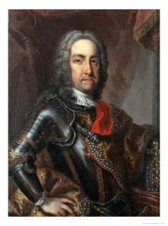 Charles VI Holy Roman Emperor, Father of Empress Maria Theresa of