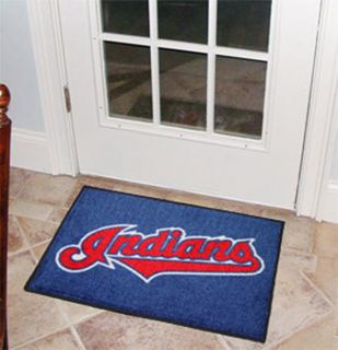 FANMATS 6374   Cleveland Indians   Logo Rugs