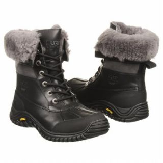 Womens UGG Adirondack Boot II Black/Grey Shoes