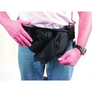 BlackHawk Concealed Weapon Fanny Pack wih humbbreak Holser