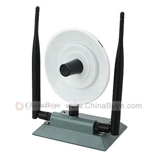 High power 360000N clipper B/G/N USB 36DBI WiFi Wireless Network