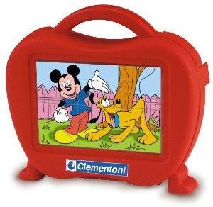 Würfelpuzzle 6 Teile Mickey Mouse, Clementoni, 6 Teile   myToys.de