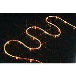 Mini cuerda de 18 luces LED, dorado