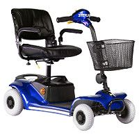 Sterling Pearl Blue Mobility Scooter Cat code 194186 0
