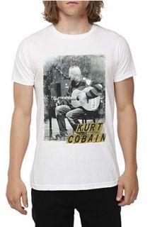 Kurt Cobain Acoustic T Shirt   920255