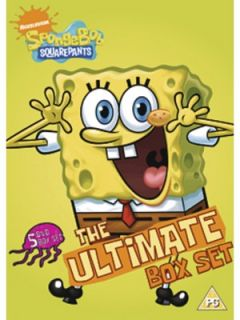 Spongebob   Ultimate Box Set dvd Littlewoods