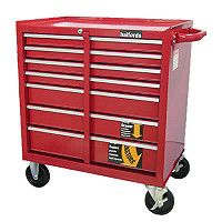 Halfords 7 Drawer Mobile Tool Chest Cat code 174631 0