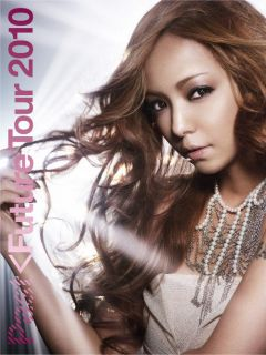 namie amuro PAST FUTURE Tour 2010 (DVD) (Japan Version) DVD Region 2