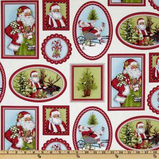 Holly Jolly Christmas   Discount Designer Fabric   Fabric