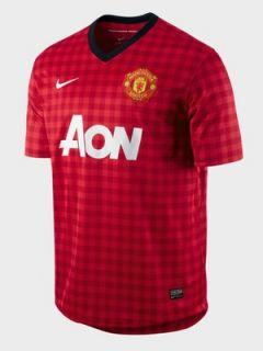 Nike Manchester United FC Mens Home Shirt Littlewoods