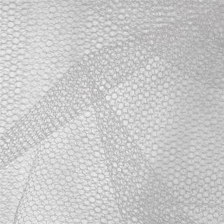 Nylon Netting Grey   Discount Designer Fabric   Fabric