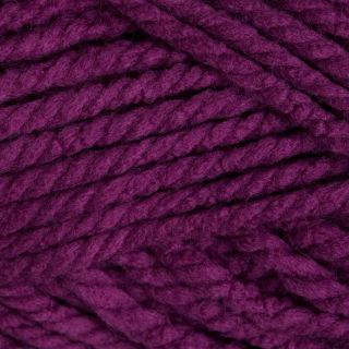 Bernat Softee Chunky Yarn (28332) Grape   Discount Designer Fabric